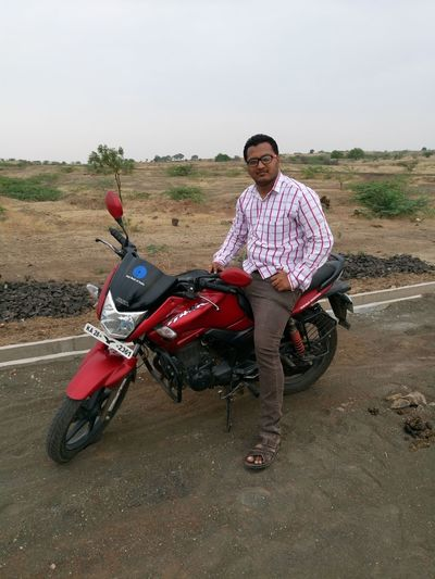 Sony Xperia M5 Myself Herohonda Hunk That's Me Bijapur Banker Adventure Club Been There. Done That.