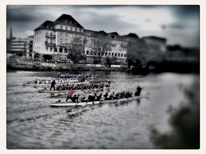 Fun Dragonboatraces Competition
