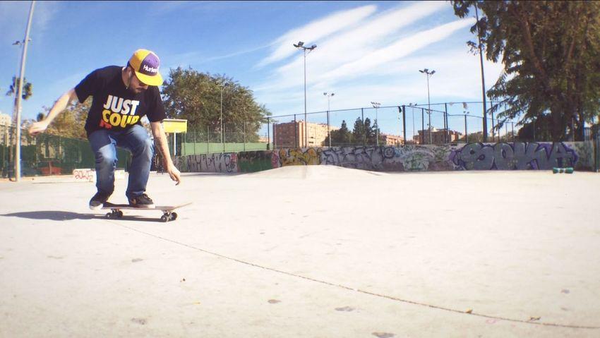 On The Move Skateboarding days. Make Magic Happen
