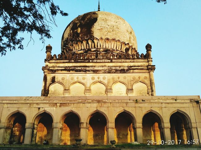 Architecture Travel Destinations Outdoors Built Structure Dome