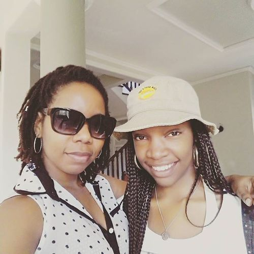 Sisters!!! Beachrun Portlandbound