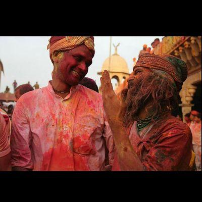 Ishanagarwalphotography Happyholi Radheradhe God Hare Krishna Happy People Colour Art Photography Journalism