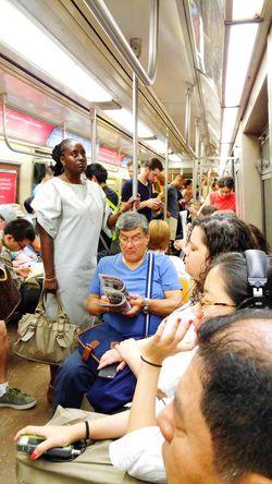 Subway Pennstation