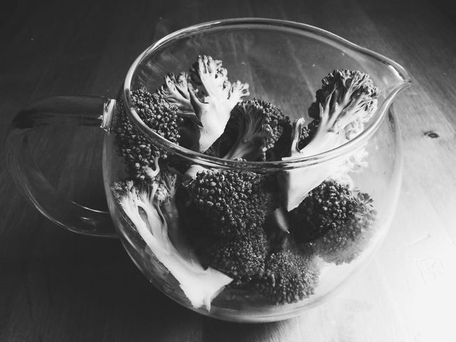 Indoors  No People Teabag Studio Shot Tea - Hot Drink Close-up Freshness Day EyeEm Selects EyeEmNewHere Low Angle View Broccoli Broccoli Floret