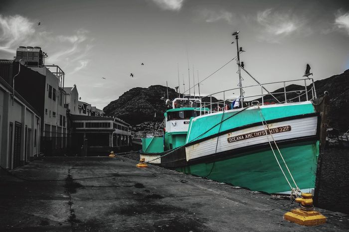Harbour Barbour South Africa Hanging Out Darkness And Light Blackandwhite Colors Boats Outdoors Adventure EyeEm Best Shots Urban