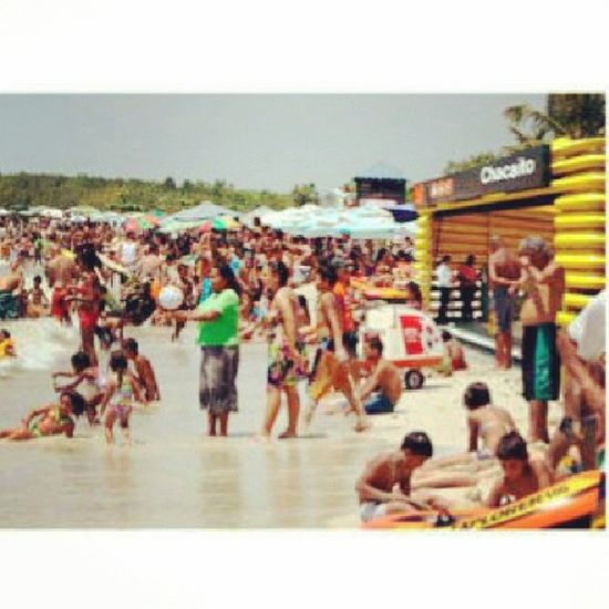 Bromas Venezuela Caracas Playa seca chacaito