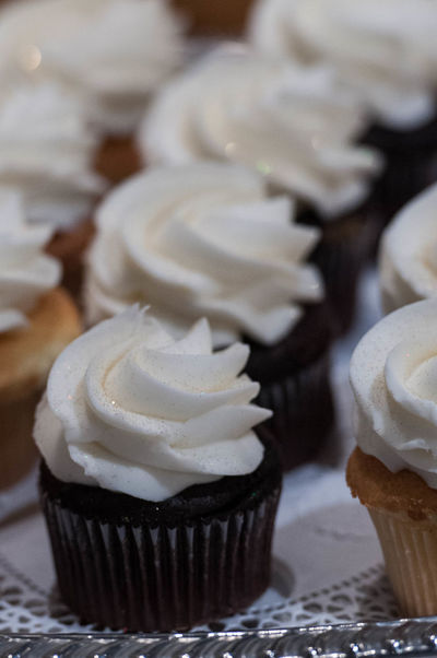 Chocolate Cupcakes Chocolate Event Frosting Homemade Icing Sugar Baked Baking Buttercream Cake Close-up Cupcake Dessert Food Food And Drink Freshness Home Made Indulgence No People Sweet Food Temptation Vanilla Whipped Cream