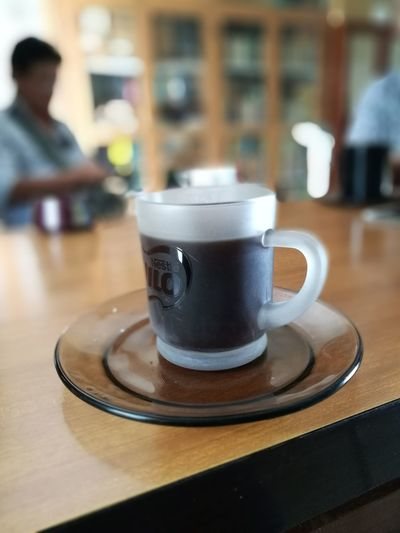 Coffee - Drink Coffee Cup Drink Cafe Table Food And Drink Refreshment