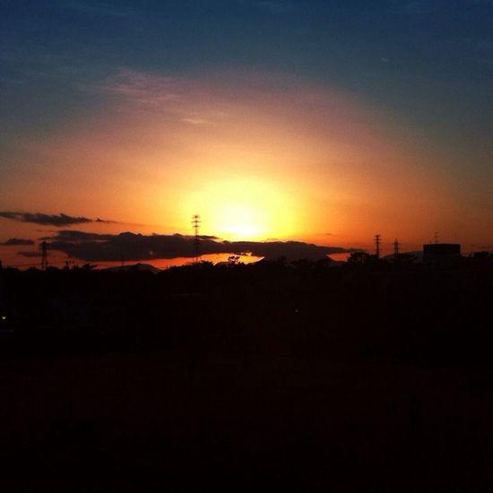 Taking Photos Nature Sunset Photo