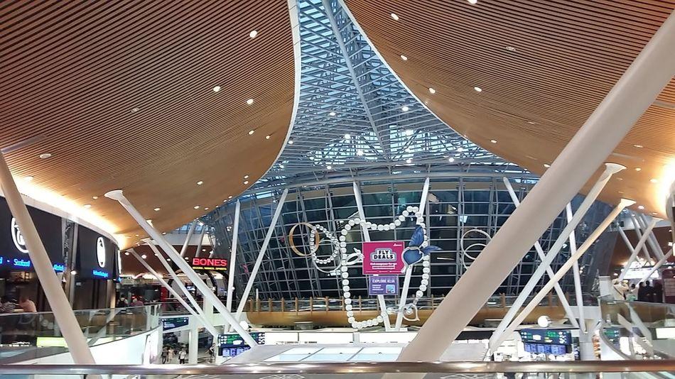 John Nelson Lifeasiseeit Southeastasia Airportphotography Airport Waiting Airport Architecture Kuala Lumpur Malaysia  Kuala Lumpur Modern Architecture
