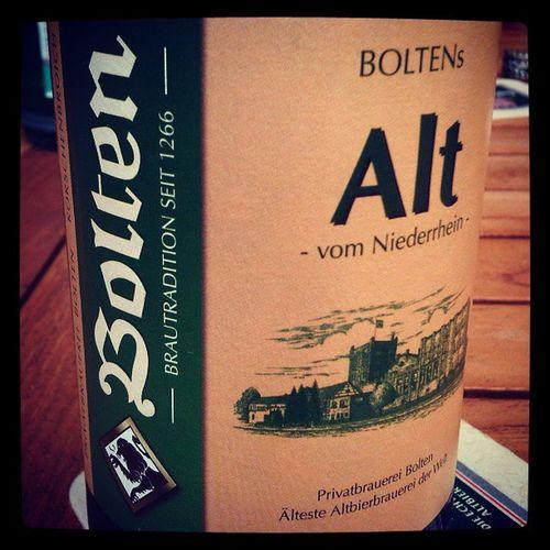 Beer Alt Alternative to Koelsch germany bottle drink alcoholic I prefer kölsch ;)
