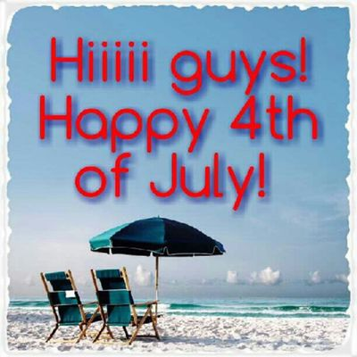 Have a great day. 4thofjuly Sign Redwhiteblue