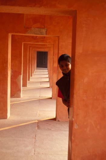 Architecture Built Structure Diminishing Perspective Full Length Incredible India India Tourism Mumtaj Shahjahan Taj Mahal, Agra The Way Forward