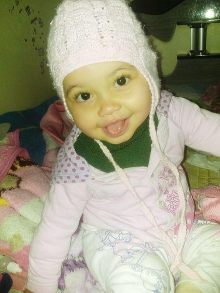 Minha vida ty amo muito minha filha Sabrina Danielly