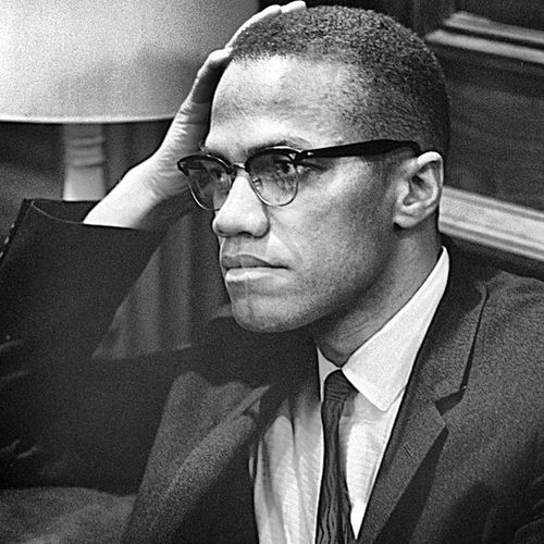 """So early in my life, I had Learned that if you want something, you had better make some noise."" -Malcolm X The Autobiography of Malcolm X by Malcolmx"