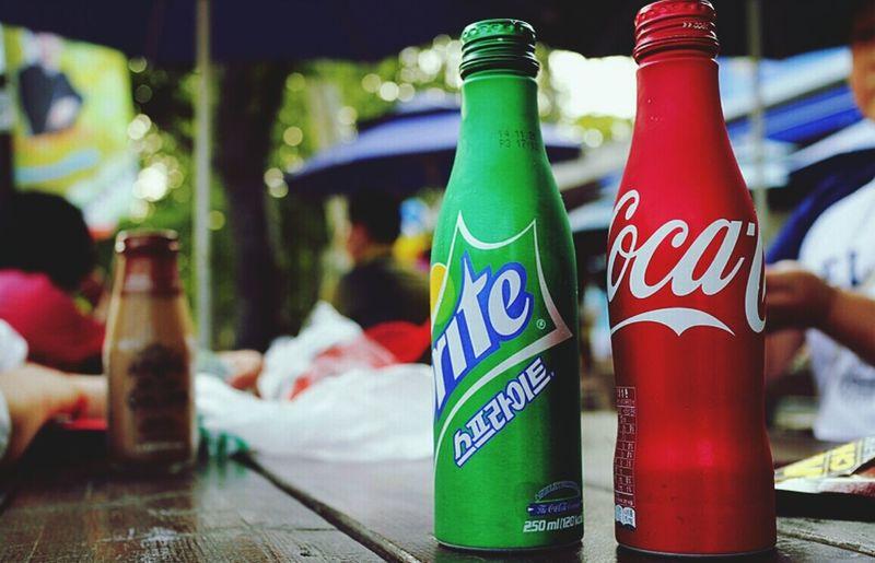 Drink Choice I'm Coke U? @korea seoul gui-dong @Canon EOS-M / 22mm f2.0
