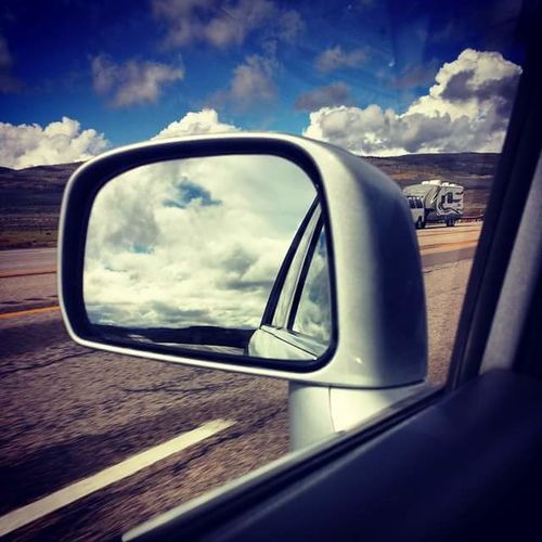 Taking Photos Cloud_collection  Sky And Clouds Drivingshots Review Mirror Art Is Everywhere