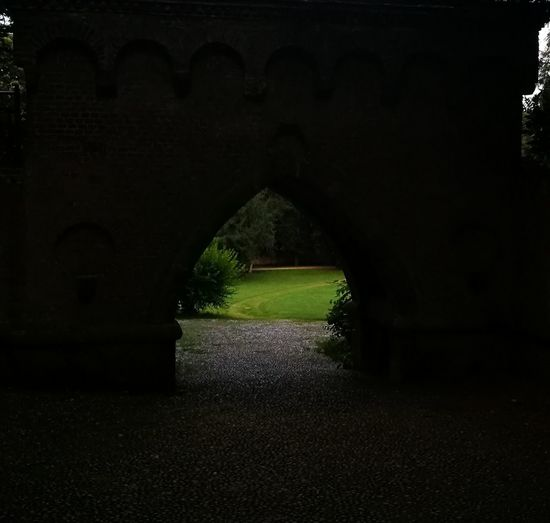 DarkSide Arch History Architecture HUAWEI Photo Award: After Dark
