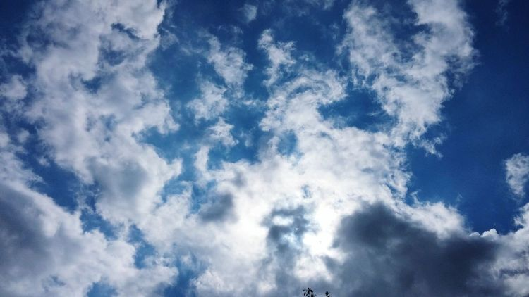 Clouds Sky Summer2015 Outdoors