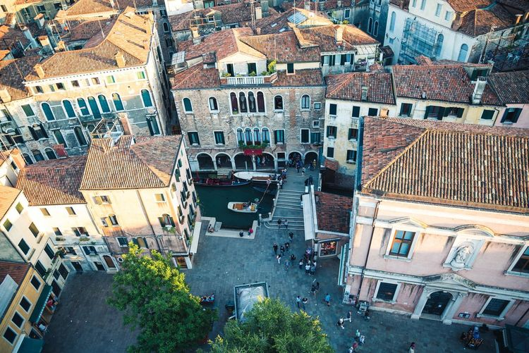 Architecture Building Exterior City High Angle View Cityscape City Life City Street Built Structure Street Outdoors Travel Destinations Day No People Urban Skyline Venezia Venice, Italy Lost In The Landscape DJI Mavic Pro Droneshot Panoramic EyeEm Gallery Residential Building Cityscape Architecture Aerial View Perspectives On Nature The Traveler - 2018 EyeEm Awards