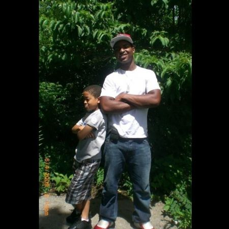 WaybackWednesday me and my lil bro Years ago @Bon ty_17 Family Lilbro Blessed