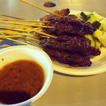 Satay Singapore