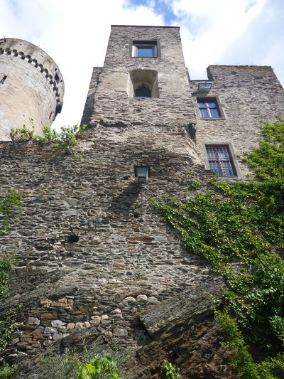 Ancient Castle Historical Building Mosel Pyrmont The Past Observer Germany History History Architecture Old Sky The Past Travel Destinations Wall