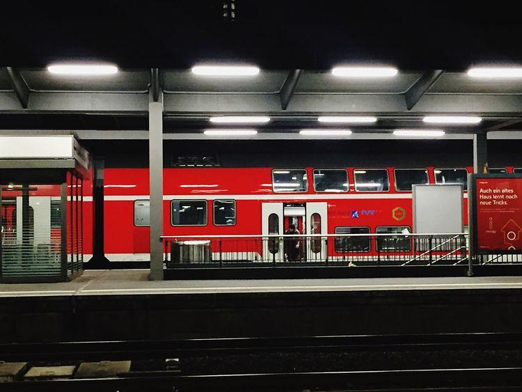 Rail Transportation Railroad Station Platform