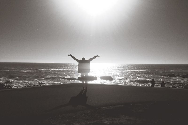 EyeEm Porto Sol Praia Beach Mar Porto Grande Energía Poder