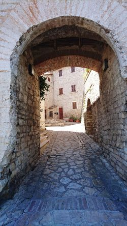 Architecture Built Structure Arch Door Day Indoors  No People Building Exterior Castle Walls Old Buildings Architecture Historic