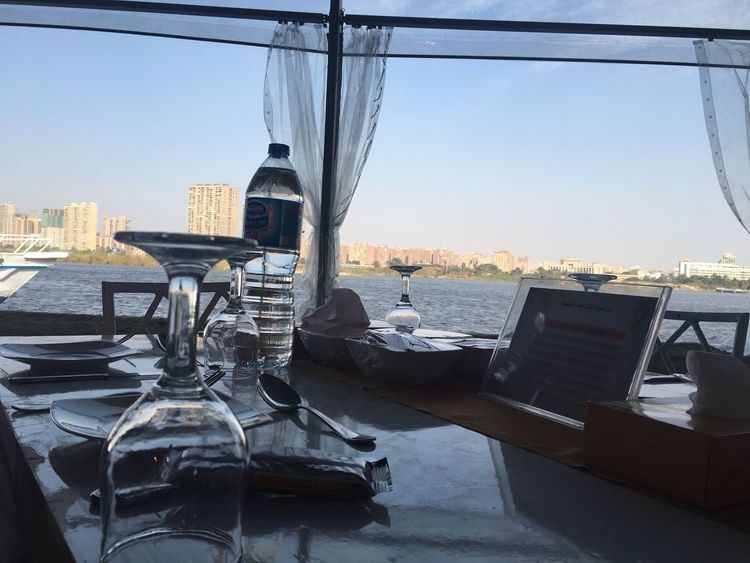 Wine Moments River_nile River View Glass Best Free Shot