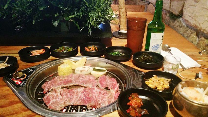 Food Porn Awards korean BBQ Getting My Grill On
