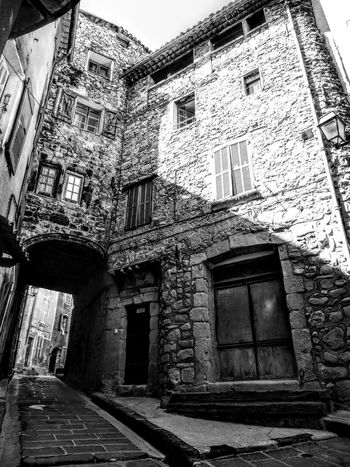 Provence Annot Architecture Building Exterior Built Structure Day No People Outdoors Window