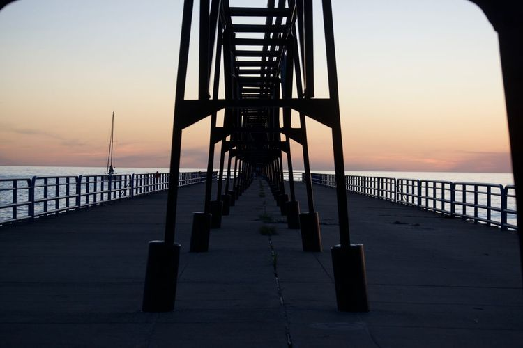 North Pier in