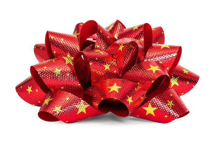 Red bow with star pattern isolated on white background. Beautiful ribbon for gift box. ( Clipping path ) Bow Bows Gift Box Isolated Ribbon Ribbon And Bows Bow Bows🎀 Close-up Cut Out Gift Gifts High Angle View Large Group Of Objects Pattern Red Ribbon Ribbon - Sewing Item Ribbons Stack Still Life Studio Shot Tied Tied Bow White Background