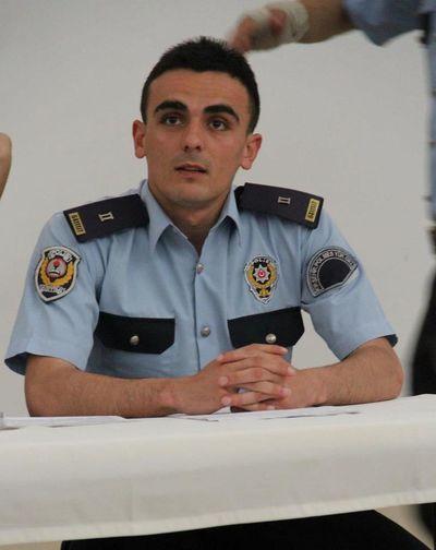Policeman 😉