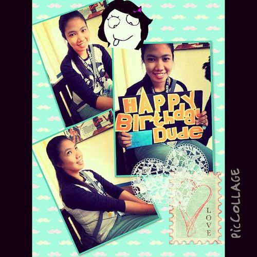HappyBirthday meowchi Sissy  Cmate Bestfriend kittycat hearts 19 old piccollage