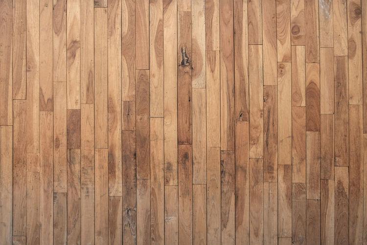 Full frame shot of floorboard