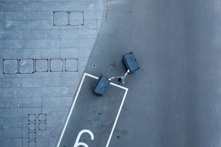 The Street Photographer - 2018 EyeEm Awards