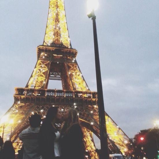 Paris Baby Kiss Polish Girl