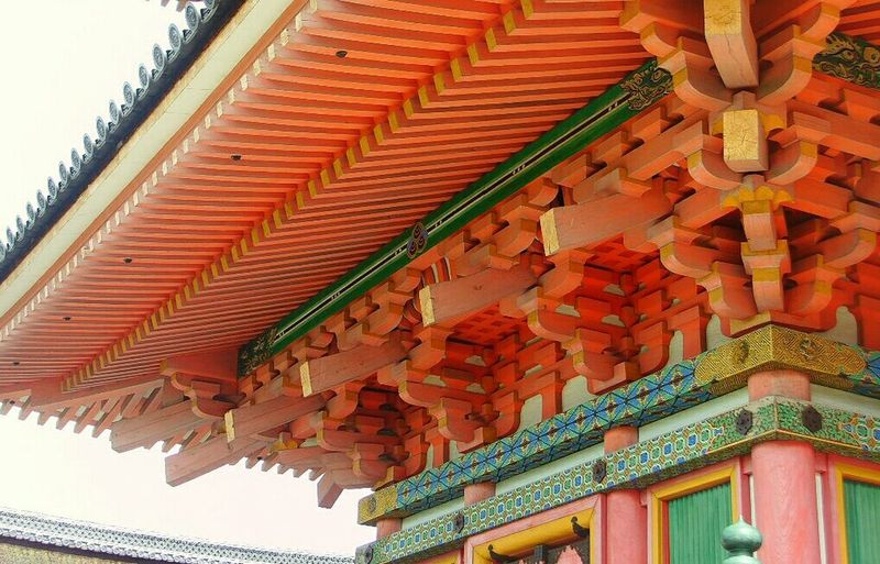 Japanese Culture Japanese Temple Japanese Architecture Vibrant Colors Rich In Culture Your Design Story