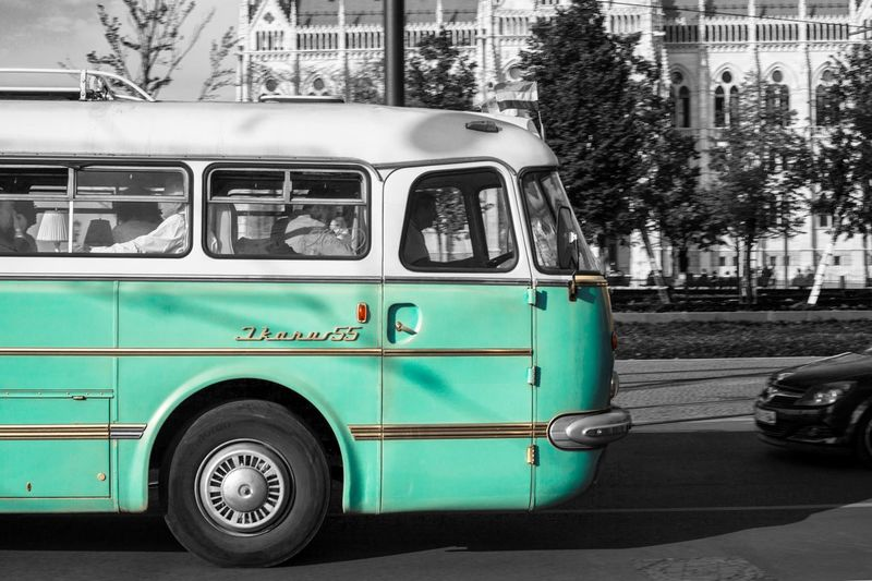 Ikarus Bus Mode