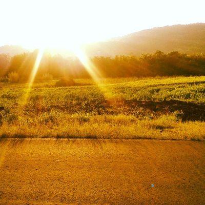 Nao eh so pelo exercicio... veja essa paisagem! Runkeeper Corrida Fitness