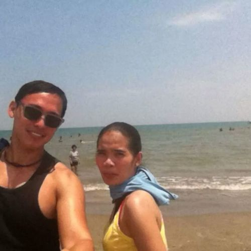 Pangasinan Perfectcouple Lifesabeach  Relaxing Y.O.L O baby!!!!