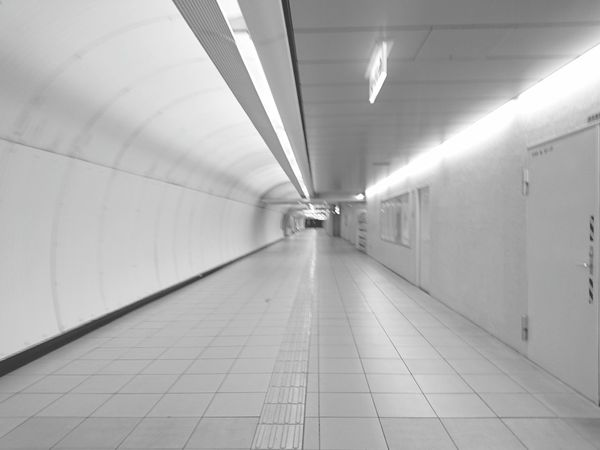 Tunnel Vision Tokyo Tokyo Street Photography Tunnelvision