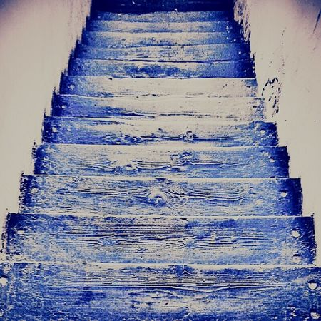 Stairs Stairporn Colors Color Photography Blue Oldstairs Old House Old Buildings Oldcity Lookdown tbilisi georgianrepublic oldtowns woodlovers