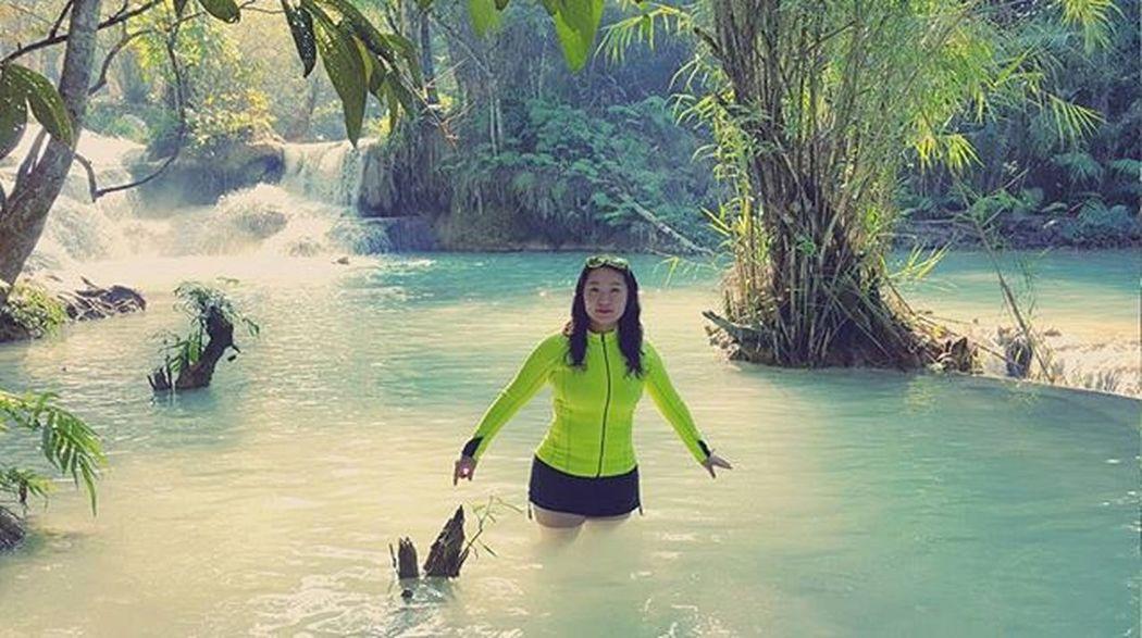 ☆ 이곳이 천국이구나~ . RAOS Luangprabang Kuangsiwaterfall 라오스 루앙프라방 꽝시폭포