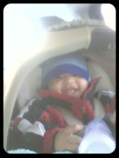 Christopher And His Big Smile