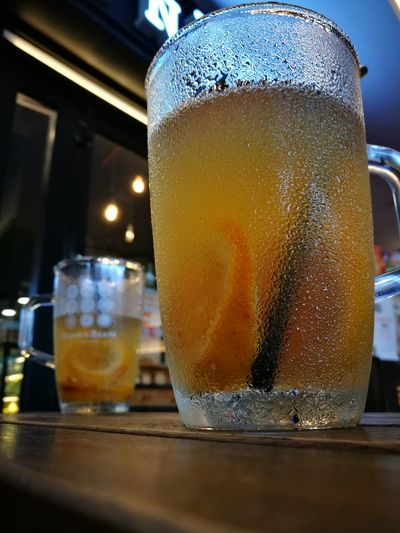 Refreshment Citta Mall Beans N Beans Honey Lemon Cold Drinks