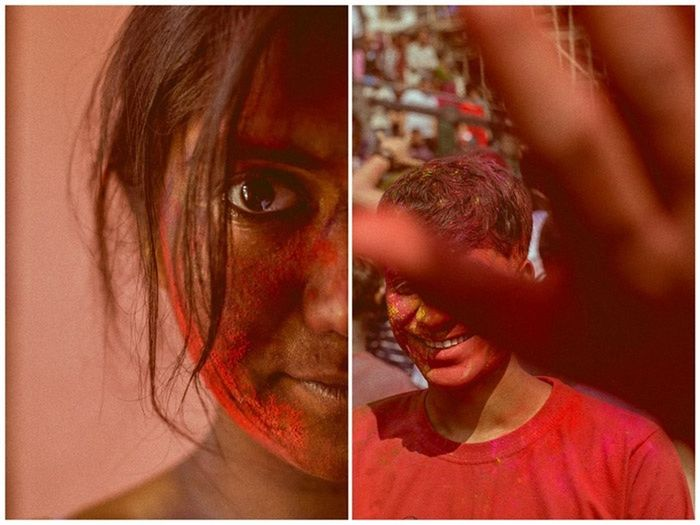 Remembering Holi celebration at Nepal | 2014 First Eyeem Photo
